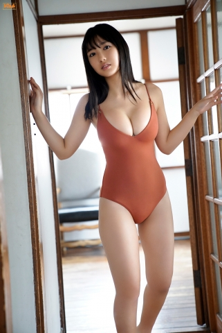 Aika Sawaguchithe new queen of gravure at 16 Im so excited004