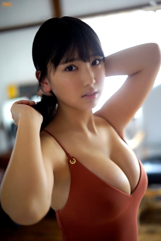 Aika Sawaguchithe new queen of gravure at 16 Im so excited006
