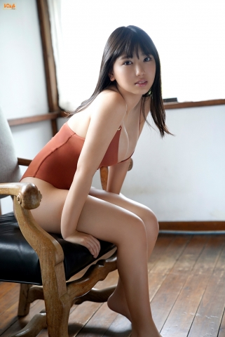 Aika Sawaguchithe new queen of gravure at 16 Im so excited014