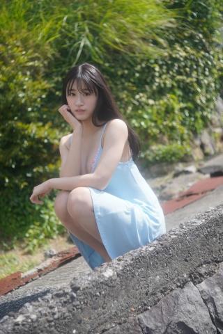Rei Kaminishi 20of idol group NMB48 swimsuit gravure002