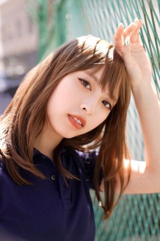 Riko Ootsuki Transformed into a Gal003
