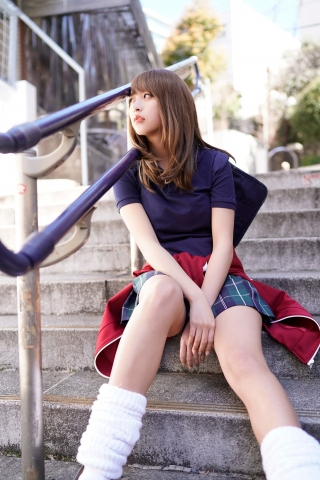 Riko Ootsuki Transformed into a Gal004