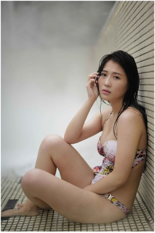 Mihime Nishinos beautiful body after going on a super diet Vol1015