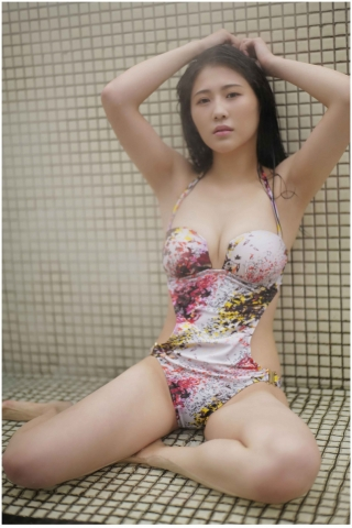 Mihime Nishinos beautiful body after going on a super diet Vol1018