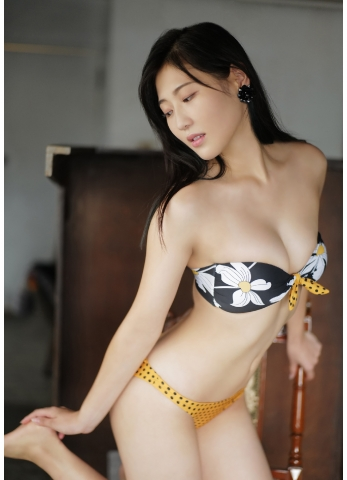 Mihime Nishinos beautiful body after going on a super diet Vol2016