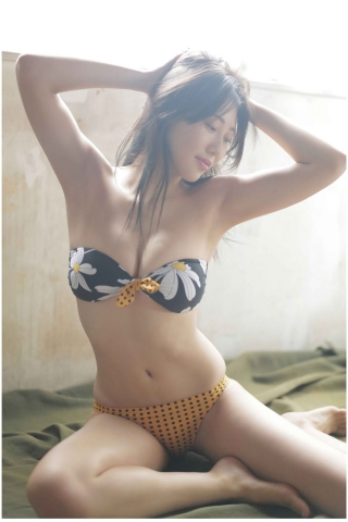 Mihime Nishinos beautiful body after going on a super diet Vol2024