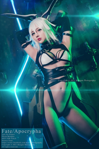 Jack the Ripper Growth ver Fate007