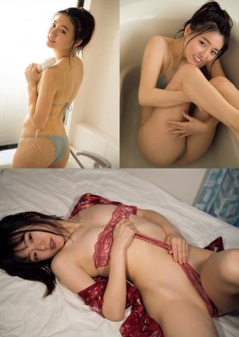 Tsubasa Hazuki Final naked body002