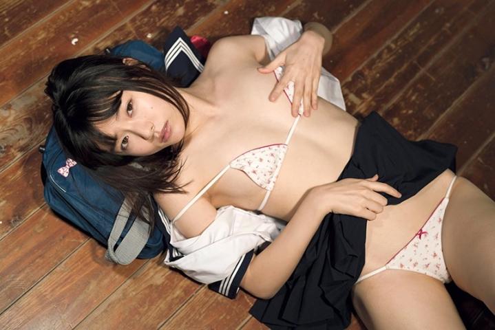 Tsubasa Hazuki Final naked body014