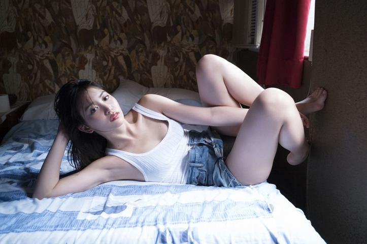 Mariya Nagao Best Sexy Night Pool Bet Lingerie Underwear001