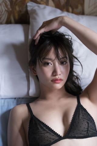 Mariya Nagao Best Sexy Night Pool Bet Lingerie Underwear016