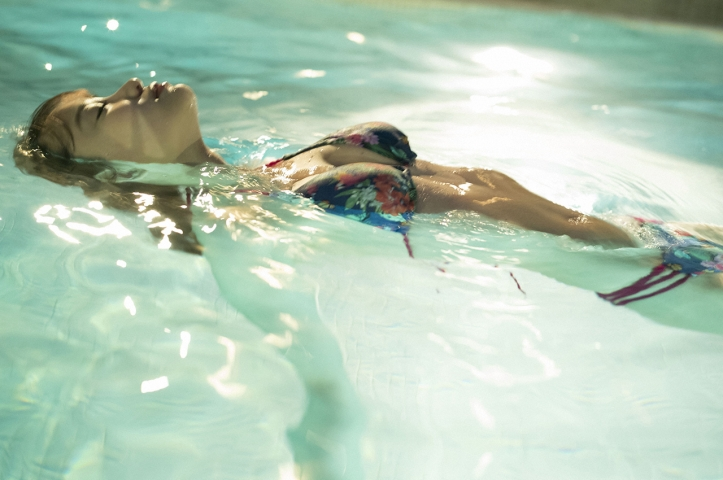 Mariya Nagao Best Sexy Night Pool Bet Lingerie Underwear030