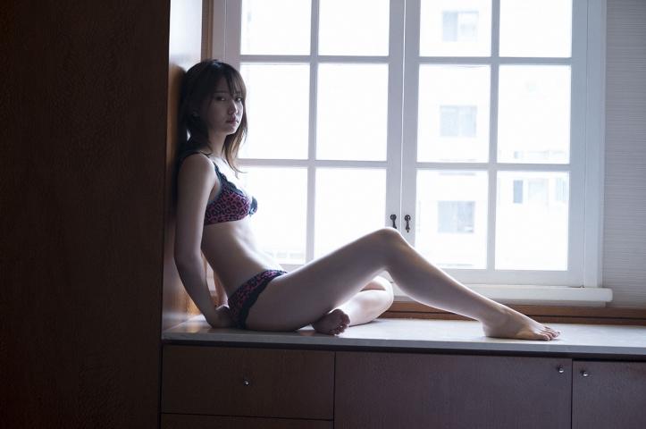 2Mariya Nagao Best Sexy Night Pool Bet Lingerie Underwear004