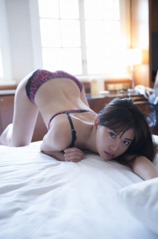 2Mariya Nagao Best Sexy Night Pool Bet Lingerie Underwear013