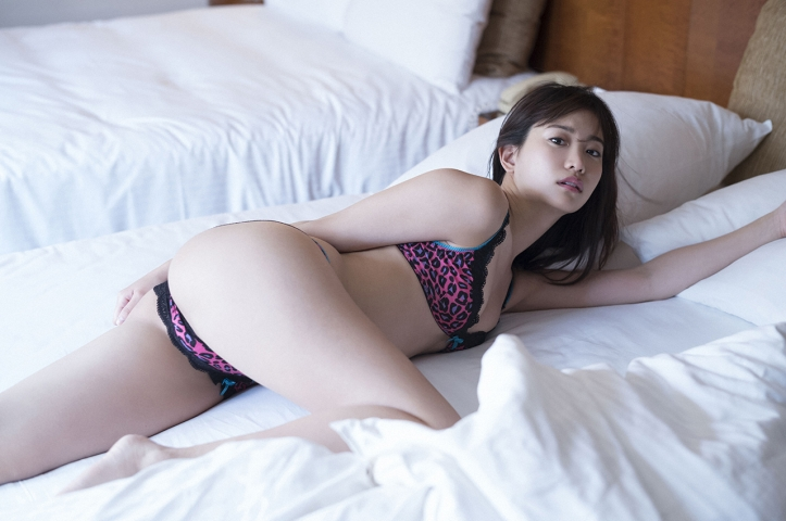 2Mariya Nagao Best Sexy Night Pool Bet Lingerie Underwear010