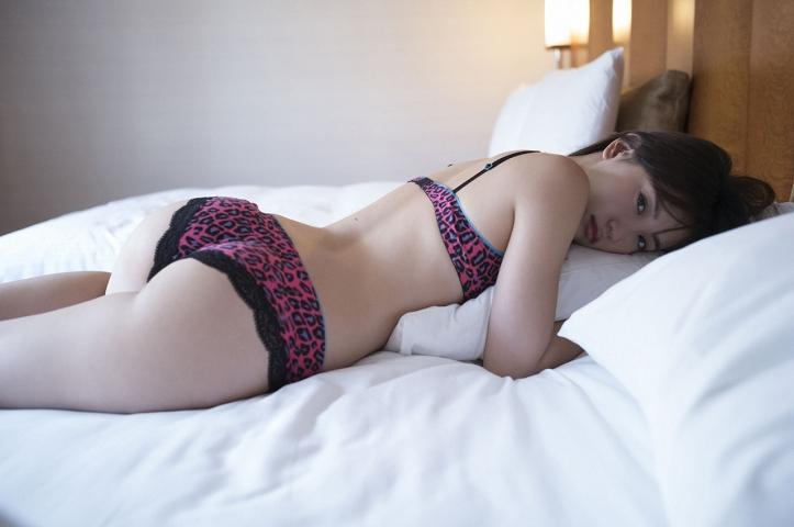 2Mariya Nagao Best Sexy Night Pool Bet Lingerie Underwear019