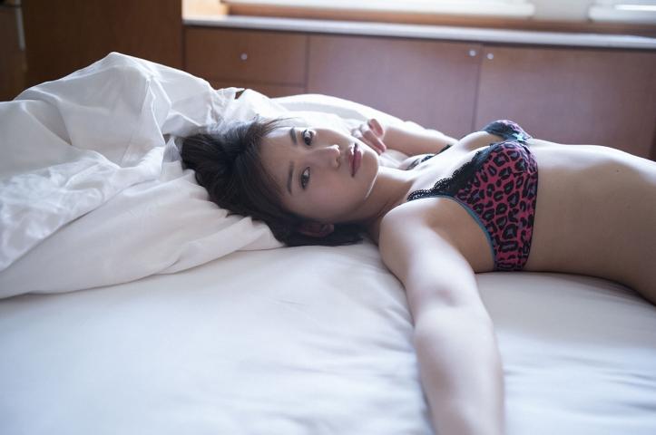 2Mariya Nagao Best Sexy Night Pool Bet Lingerie Underwear020