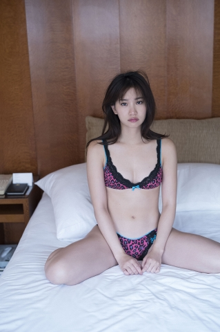 2Mariya Nagao Best Sexy Night Pool Bet Lingerie Underwear016