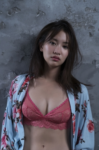 2Mariya Nagao Best Sexy Night Pool Bet Lingerie Underwear033