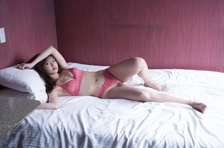 2Mariya Nagao Best Sexy Night Pool Bet Lingerie Underwear040