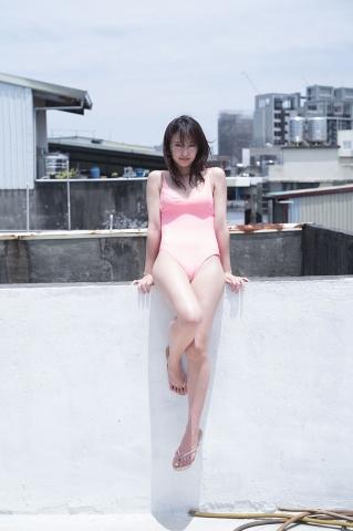 3Mariya Nagao Best Sexy Night Pool Bet Lingerie Underwear015
