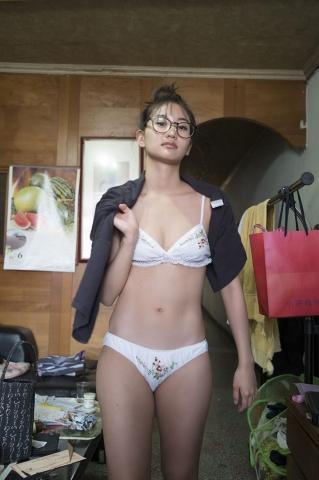 3Mariya Nagao Best Sexy Night Pool Bet Lingerie Underwear003