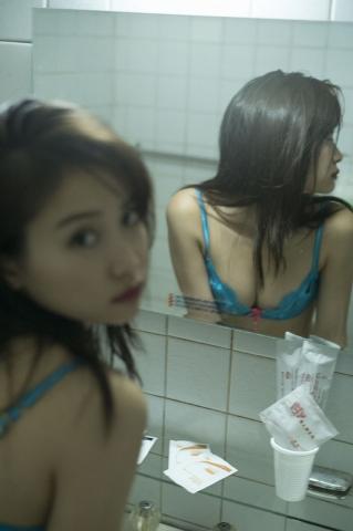 3Mariya Nagao Best Sexy Night Pool Bet Lingerie Underwear032