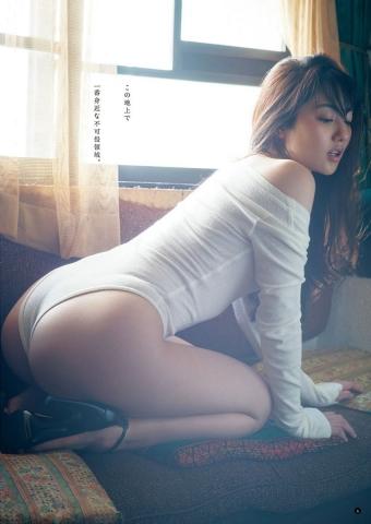 Kazusa Okuyama actress and gravure queen005