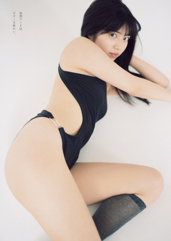Risa Yoshida 18 years old loved by onepiece swimsuit003