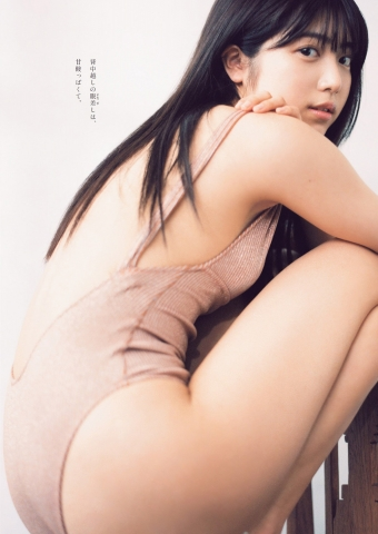 Risa Yoshida 18 years old loved by onepiece swimsuit004