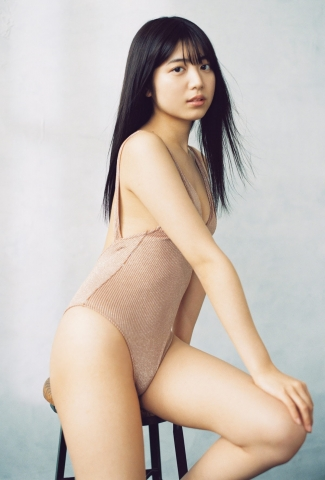Risa Yoshida 18 years old loved by onepiece swimsuit009