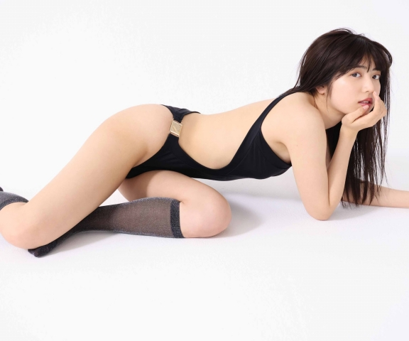 Risa Yoshida 18 years old loved by onepiece swimsuit011