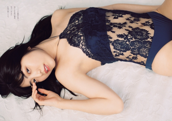 Risa Yoshida 18 years old loved by onepiece swimsuit006