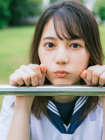 Nao Kosaka the absolute ace shows her first face at 18007