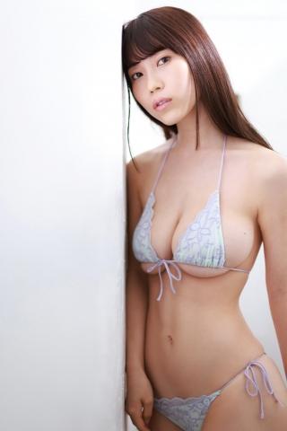 Iori Io swimsuit gravure Design008