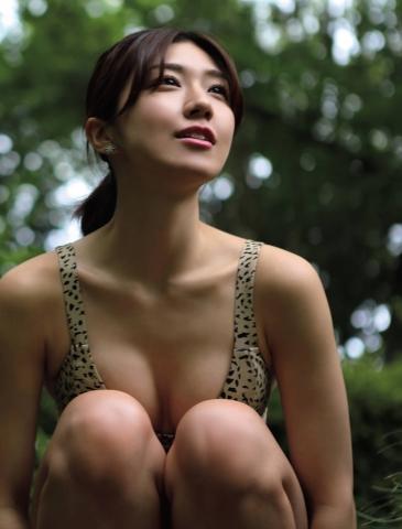 Yuki Fujiki Underwear Lingerie002