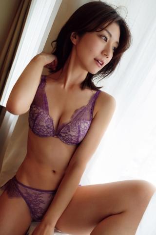 Yuki Fujiki Underwear Lingerie009