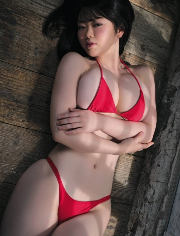 Kaede Yamagishis Icup body is too perfect047