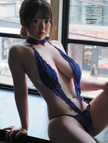 Kaede Yamagishis Icup body is too perfect052
