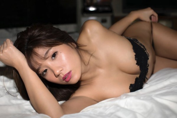Aya Hazuki always a force to be reckoned with019