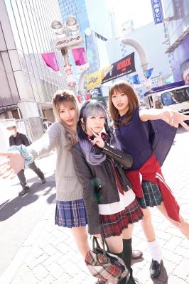 Miss Magas beauty gets a big makeover as a gal Riko Ootsuki Nagisa Hayakawa Himena Kikuchi001