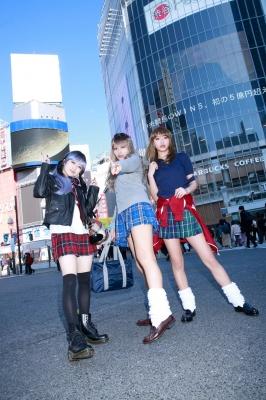 Miss Magas beauty gets a big makeover as a gal Riko Ootsuki Nagisa Hayakawa Himena Kikuchi003