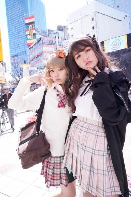 Miss Magas beauty gets a big makeover as a gal Riko Ootsuki Nagisa Hayakawa Himena Kikuchi008