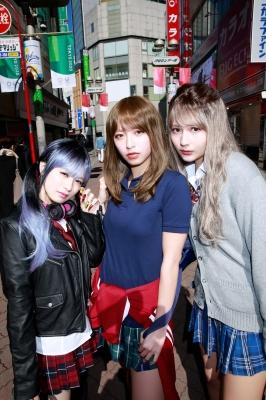 Miss Magas beauty gets a big makeover as a gal Riko Ootsuki Nagisa Hayakawa Himena Kikuchi002