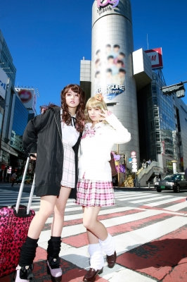 Miss Magas beauty gets a big makeover as a gal Riko Ootsuki Nagisa Hayakawa Himena Kikuchi007