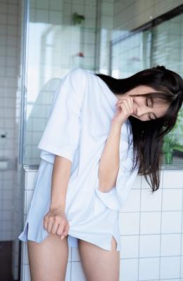 Ayaka Eto wearing a uniform, forbidden love002