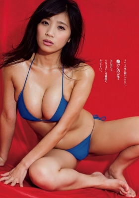 Aya Hazukis minimally dynamite body exposed to the limit013