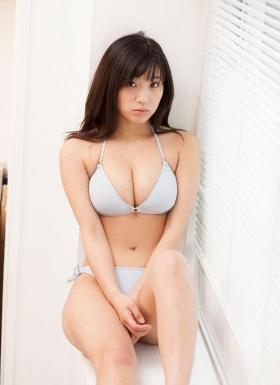 Aya Hazukis minimally dynamite body exposed to the limit019
