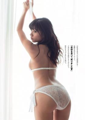 Aya Hazukis minimally dynamite body exposed to the limit040