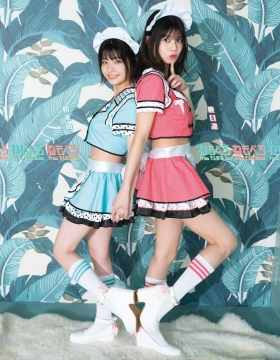 Nagi Nemoto Rin Kaname, Neoama Idol of Harmony,Forbidden Close Contact015